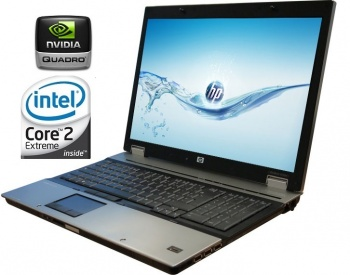 Hp EliteBook 8730W Mobile Workstation!